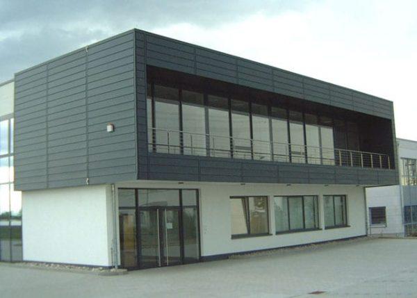 Dachdecker & Klempner Hennef - Allwetterpaneele - Design-Fassade mit Allwetterpaneelen