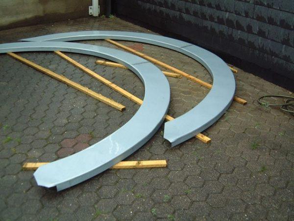 Dachdecker & Klempner Hennef - Mauerabdeckung