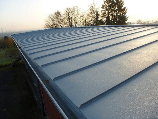 Dachdecker - Sailer - Hennef - Klempnertechnik - Metalldach - Doppelstehfalz