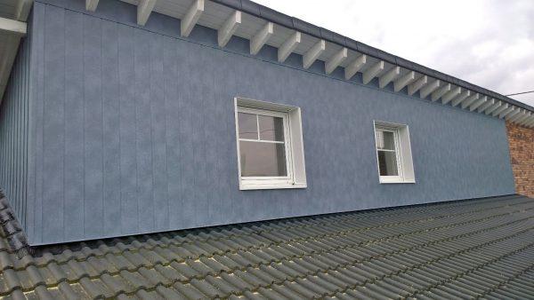 Metallfassade - Allwetter-Paneele - Dachdecker - Hennef